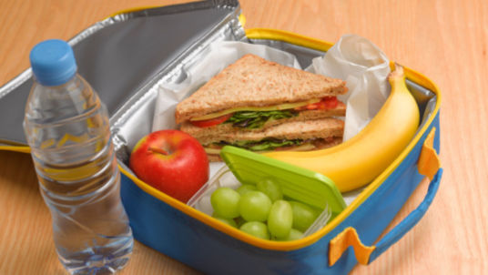 These days so many schools have nut-free tables or classrooms, or are even entirely nut-free! I know when I was first required to pack nut-free lunches for my daughters, I was pretty worried about this uncharted territory.